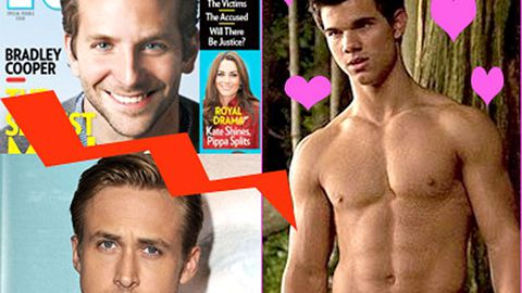 CelebrityFIX TV: Sexy wars and Twilight fever!