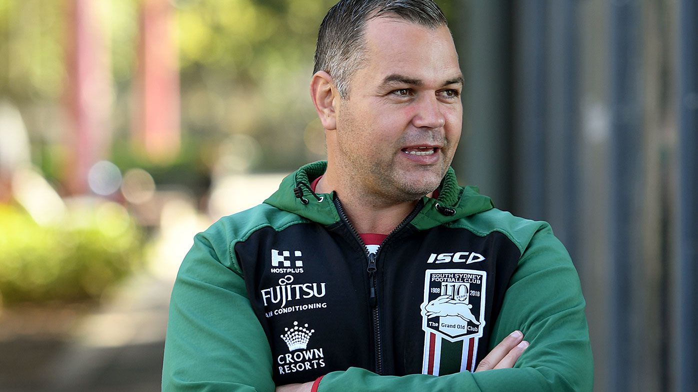 Anthony Seibold Furious At Wayne Bennett For Playing Games In Nrl Coach Swap South Sydney Rabbitohs Brisbane Broncos