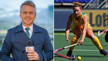 Reporter causes stir after explaining 'elite sport' to Aussie Olympian