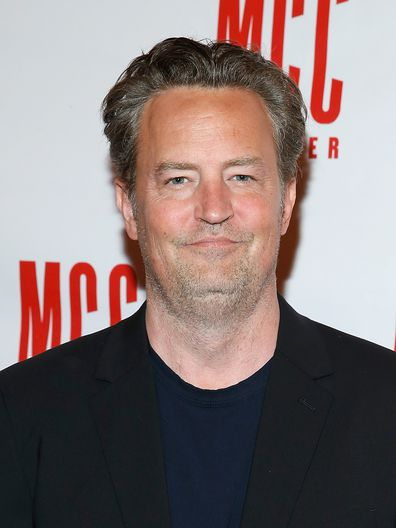 """Matthew Perry attends The End Of Longing"""" opening night  after party  at SushiSamba 7 on June 5, 2017 in New York City."""
