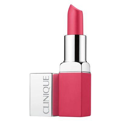 "<a href=""https://www.mecca.com.au/clinique/pop-matte-lip-colour-primer/V-025165.html?cgpath=whatsnew-makeup-lips"" target=""_blank"">CliniquePop Matte Lip Colour + Primer in Graffiti, $40</a><br>"
