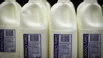Dairy Choice Full Cream Milk 2L bottles with the Use By 25 February label have been recalled.