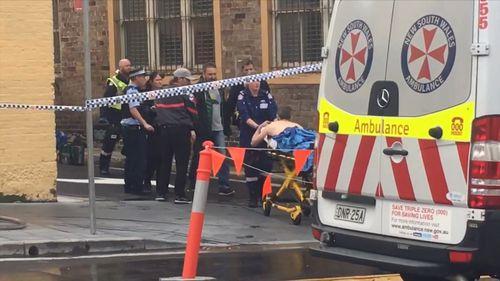 Surry hills arson attack CCTV Essenza Restaurant Sydney crime news Australia 190716