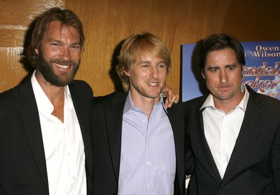From left to right: Andrew Wilson, Owen Wilson and Luke Wilson during The Wendell Baker Story Los Angeles Premiere in 2007.