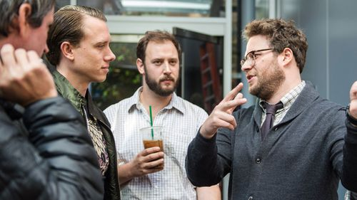 'The hackers have won': Sony cancels Christmas release of 'The Interview' after threats