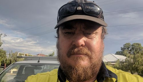 Council worker Kym Robertson, 49, from Forrestfield, WA, said the latest scam attempt could have been more convincing to some victims.