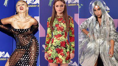 2020 MTV Video Music Awards red carpet