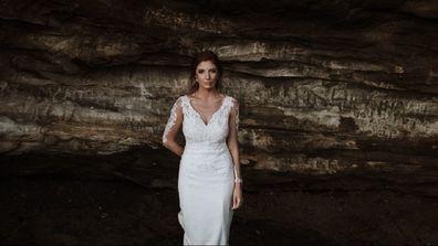 Tamara wedding dress rocks