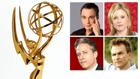 Emmy Awards 2011: winners and losers