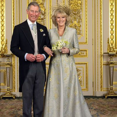 Prince Charles and Duchess of Cornwall, 2005