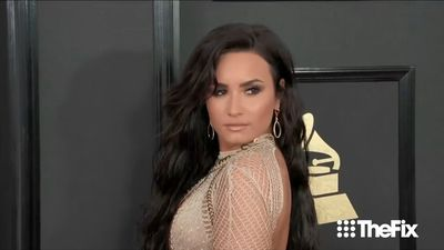 Demi Lovato claps back at fan who called the singer's entourage 'rotten'