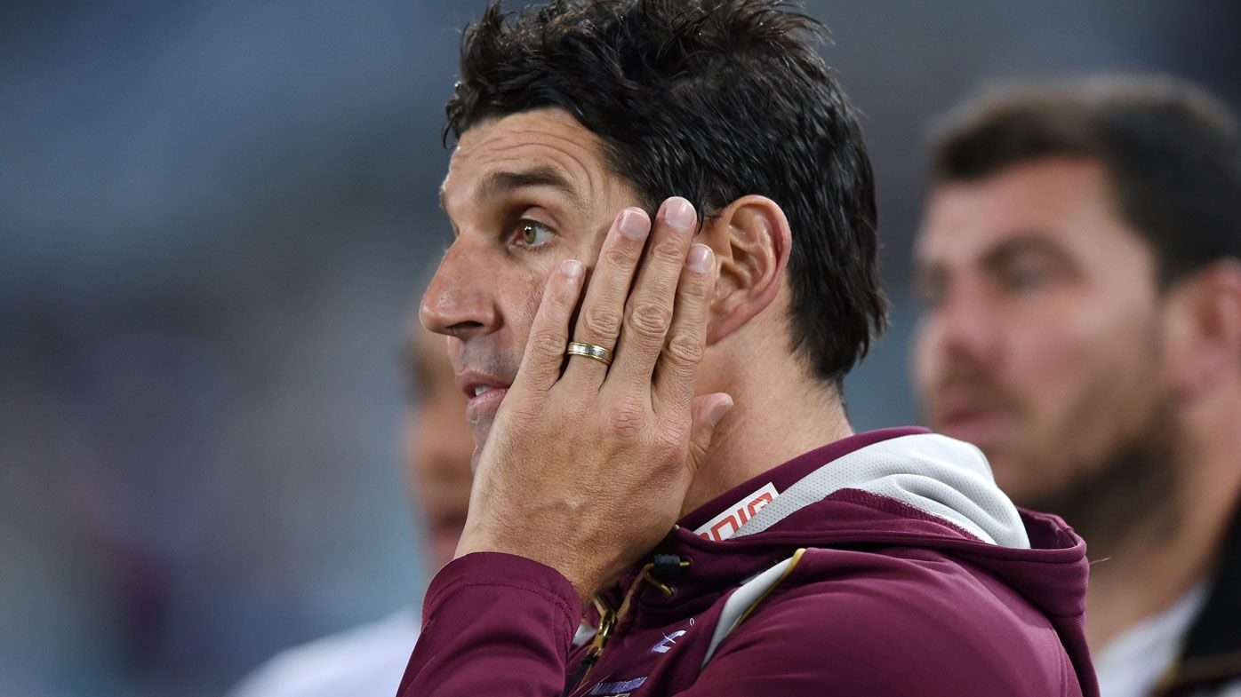 Former Manly coach Des Hasler in line for shock recall to replace Trent Barrett