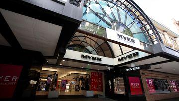 Myer Brisbane