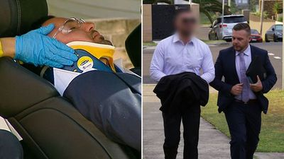 Salim Mehajer behind bars over car crash 'conspiracy'