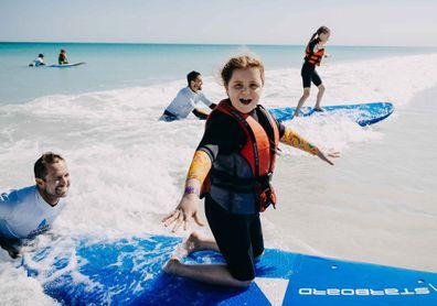 Ocean Heroes children