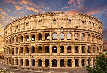 Daily Quiz: In which century was Rome's Colosseum built?
