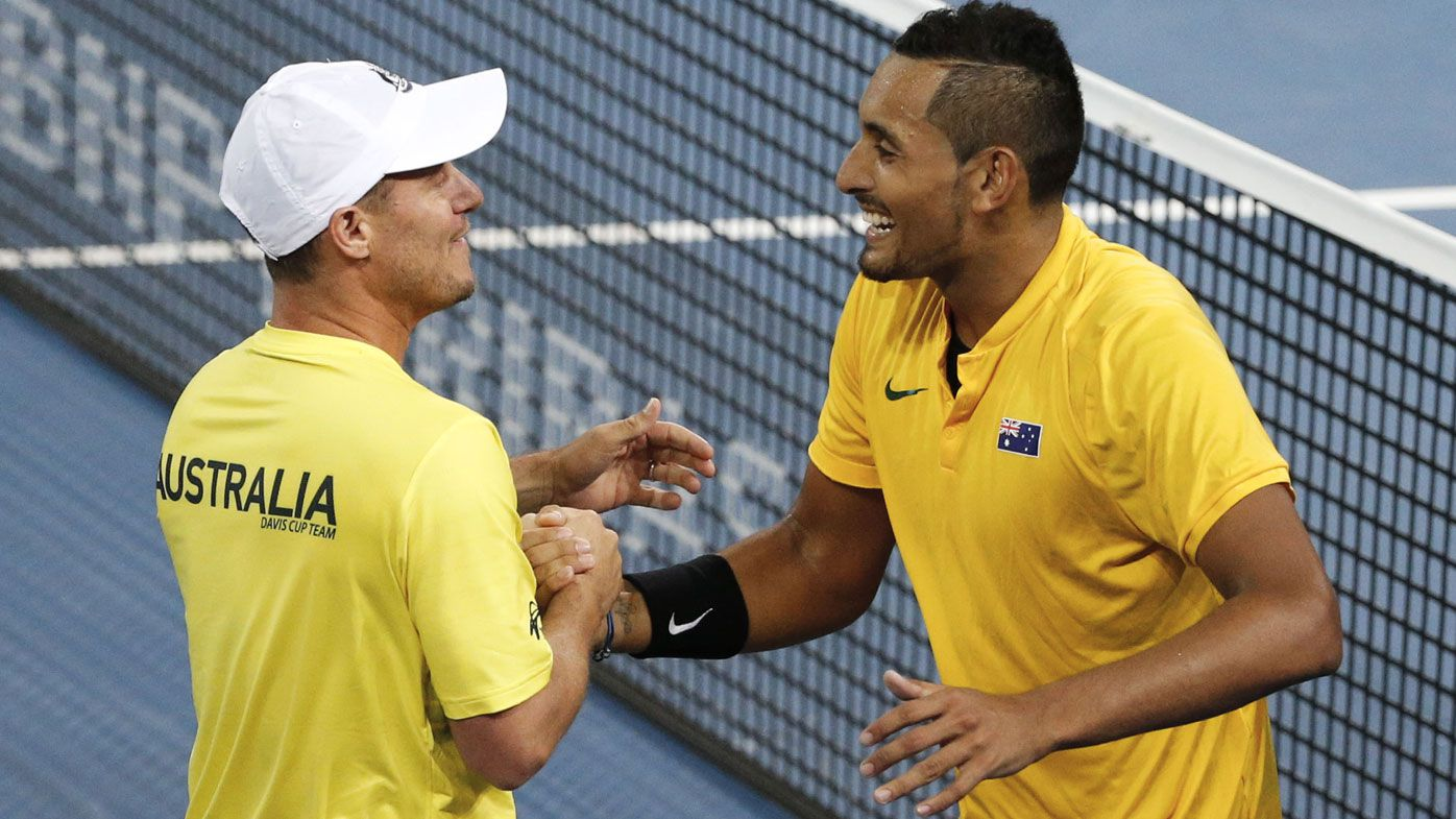 Massive revamp proposed for Davis Cup with plans for World Cup-style tournament