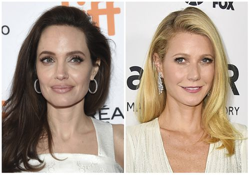 Angelina Jolie and Gwyneth Paltrow have both stepped forward to accuse Weinstein of sexual harassment. (AAP)