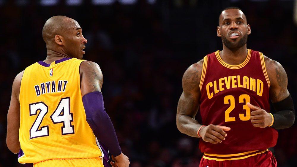 Kobe, LeBron turn it on in final NBA duel