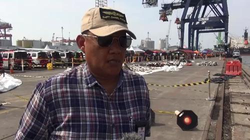 Lion Air director Daniel Putut Kuncoro Adi  confirmed the black box has been found.
