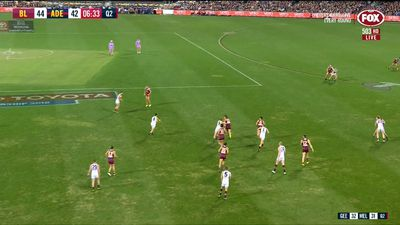AFL: Adelaide Crows hang on to end Brisbane Lions' run
