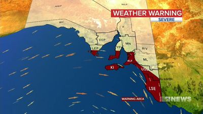 Earthquake shakes SA ahead of predicted thunderstorms and hail