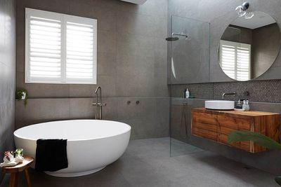 Take A Look Inside The Block Week One Bathroom Reveals