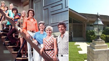 Brady Bunch house goes on the market for $2.5m