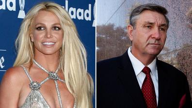 Britney Spears, father Jamie Spears