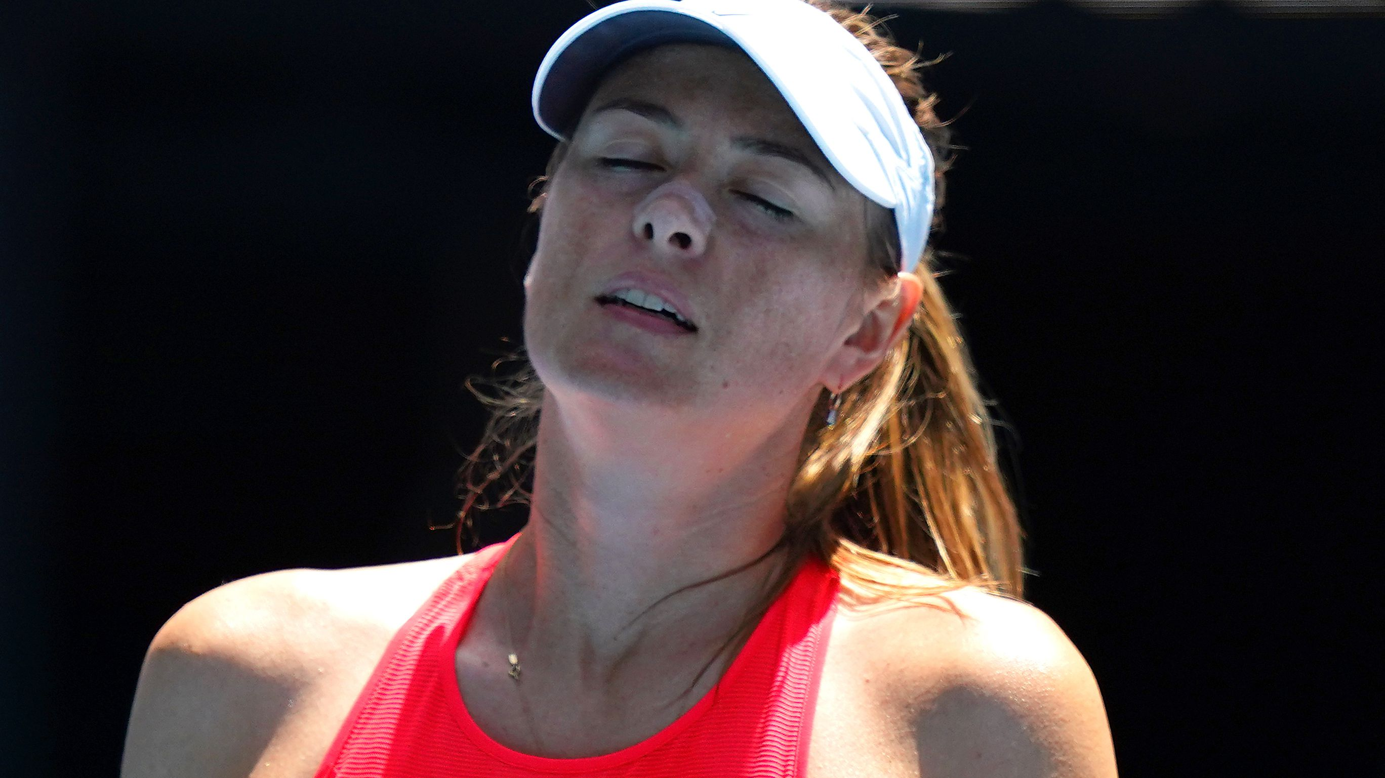 Maria Sharapova drops 200 ranking places after first round loss