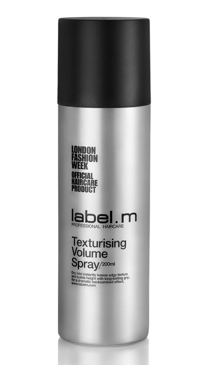 <p>If this dry shampoo/texturiser/hairspray hybrid is good enough for the hairstylists of London Fashion Week, it's good enough for us.</p>