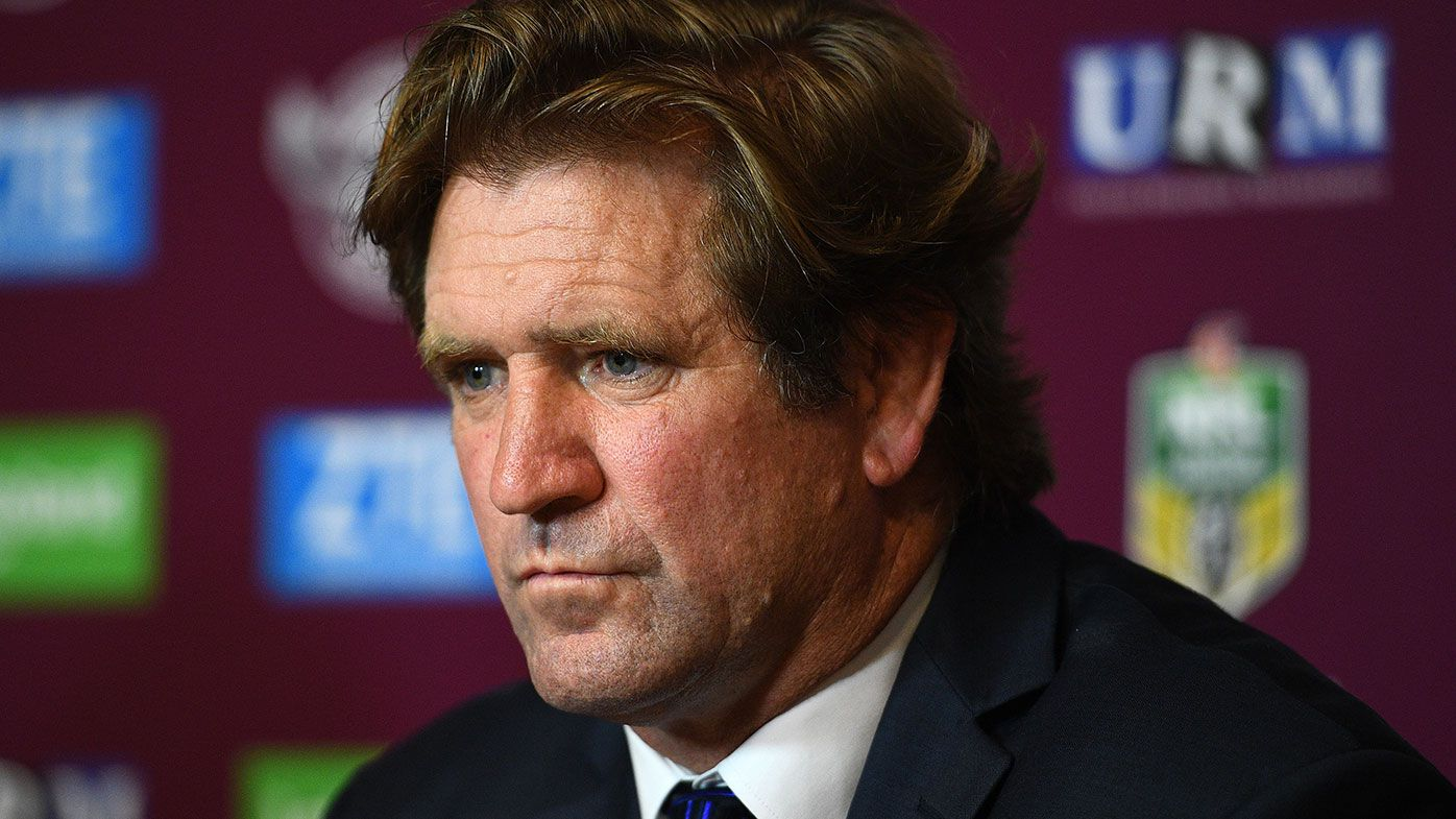 Des Hasler looks set to return to Manly