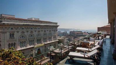 Park Hyatt Istanbul views