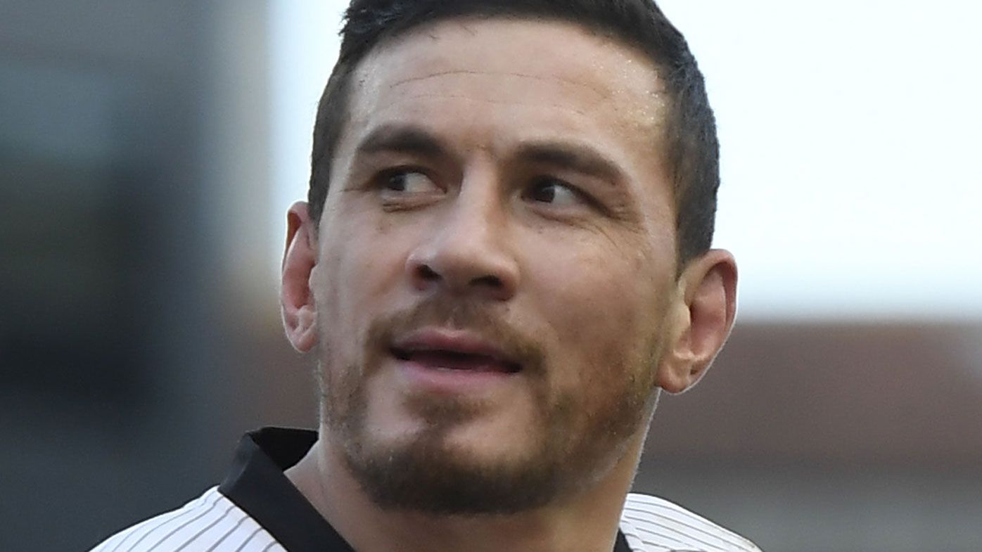 Sonny Bill Williams rule-bending sets dangerous precedent for NRL, Paul Gallen says