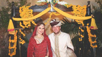 <p>Their most recent wedding in Karachi, Pakistan, was their 65th.</p>