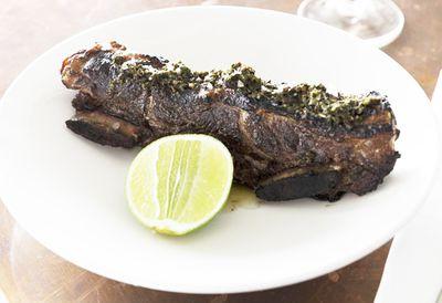 Argentina: Tira de asado beef ribs