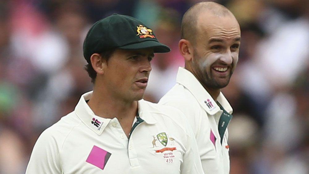 Australian cricket spinner Nathan Lyon to shoulder Ashes burden after Steve O'Keefe breaks finger
