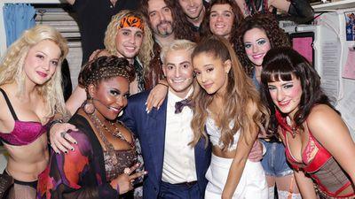 Ariana and Frankie