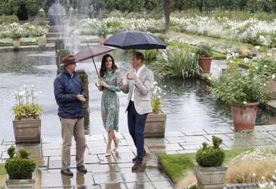 Weddings at Kensington Palace