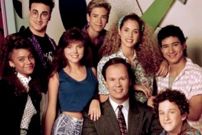 "<I>Saved by the Bell</I> is set in a California high school, so in Germany the series is known as ""California High School"". Yes, those Germans have a lot of imagination."