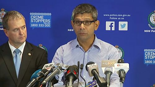 Mr Shetty described his sister's death as 'unimaginable'. (9NEWS)