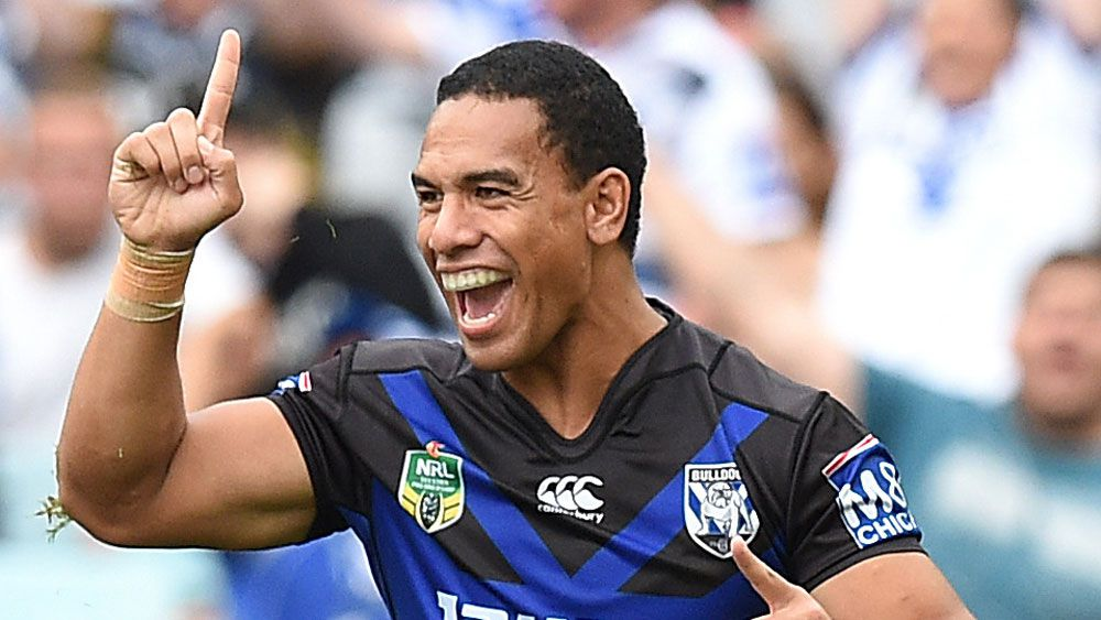 Will Hopoate's decision to sit out Canterbury's NRL elimination final against Penrith is a boost to the struggling Bulldogs rather than a blow, according to Panthers coach Anthony Griffin.