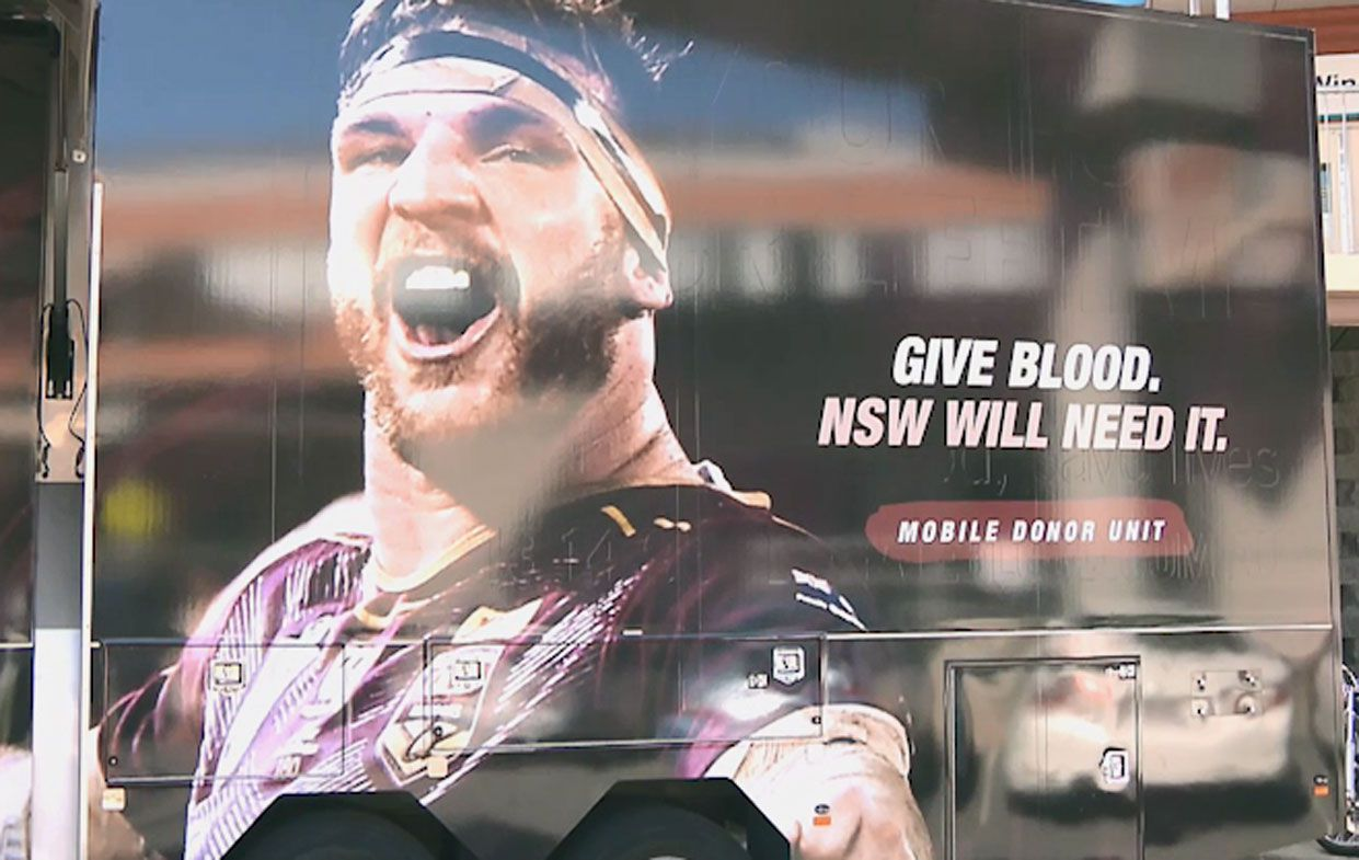 'Out for Blood' campaign to launch in the lead up to 2018 State of Origin series