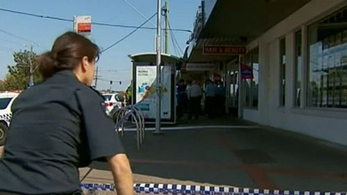 The two gunmen remain on the run. (9NEWS)
