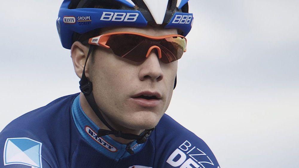 Antoine Demoitie. (AAP)