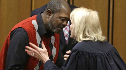 Man exonerated after serving almost 40 years for a crime he didn't commit