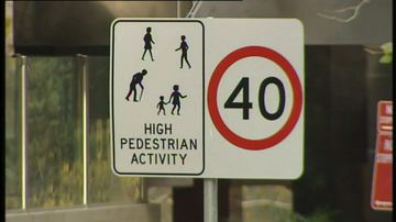 Roads Minister Melinda Pavey said the government was investing in initiatives proven to save lives. Picture: 9NEWS