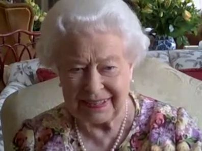 Queen Elizabeth's first video call for Carers Week 2020