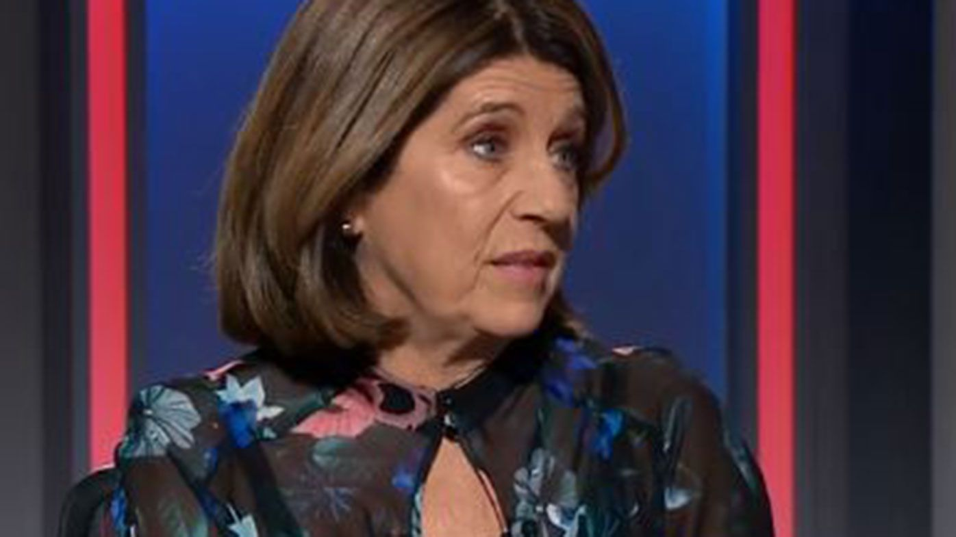 Caroline Wilson slams AFL crowd segregation proposal following Geelong-Melbourne crowd brawl