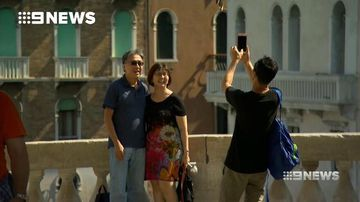 VIDEO: Fast food ban in Venice set to bring back the taste of Italy